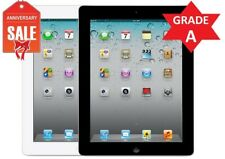 Apple iPad 2nd gen 16GB Wifi +3G AT&T Unlocked (Black or White) - GRADE A (R)