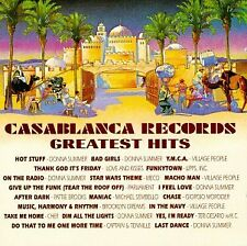 LIPPS INC - Casablanca Records Greatest Hits - CD ** Very Good condition **