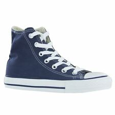 Converse Chuck Taylor Hi-Top Navy Womens Trainers Sneakers