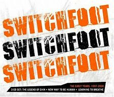 SWITCHFOOT - Early Years: 1997-2000 - CD ** Like New - Mint **