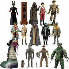 """DOCTOR WHO CLASSIC LOOSE 5"""" 4th DOCTOR ERA FIGURES - Please choose from list"""