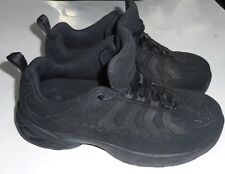 Red Wing Shoes Black Steel Toe Work Safety Non Slip Shoes 6.5 (Very Nice)