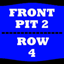 1-4 TIX BILL MAHER 4/8 ORCH PIT 2 ROW 4 FOX THEATRE DETROIT