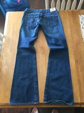 True Religion Jeans Womens Size 29 Made In USA Section Bobby EUC