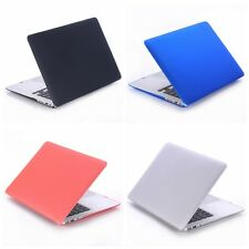 Laptop Matte Hard Shell Case Cover Skin For Macbook Air Pro Retina 11 12 13inch