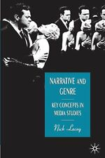 NICK LACEY - Narrative and Genre: Key Concepts in Media Studies