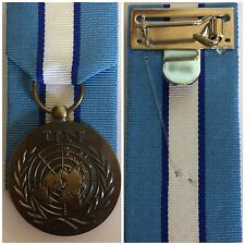 UNITED NATIONS CYPRUS MEDAL  FULL SIZE COPY, COURT MOUNTED OR LOOSE WITH RIBBON
