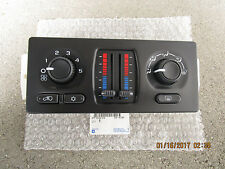 03 - 04 CHEVY SILVERADO A/C HEATER CLIMATE TEMPERATURE CONTROL OEM NEW 21997352 (Fits: More than one vehicle)