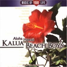 KALUA BEACH BOYS - Aloha Hawaii - CD ** Brand New **