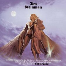 JIM STEINMAN - Bad For Good - CD ** Brand New **