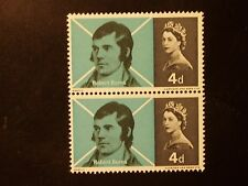 GREAT BRITAIN  1 PAIR  LH  OG  STAMPS  SC  # 444