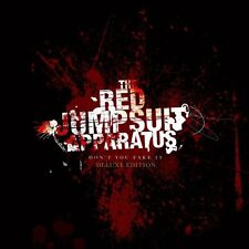 THE RED JUMPSUIT APPARATUS - Don't You Fake It (Deluxe Edition CD/DVD) - CD