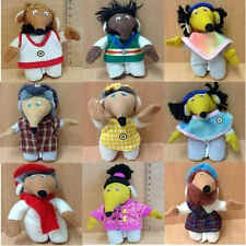 McDonalds Happy Meal Toy 1999 WOMBLES of Wimbledon Common - VARIOUS .