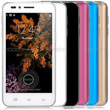 "XGODY 4.5"" Unlocked Android 4Core 5MP Smartphone 2SIM 3G/2G Cell Phone T-Mobile"