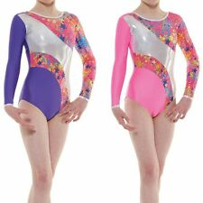 Tappers and Pointers Long sleeved Carnival Gymnastic Leotard/ Gym 40