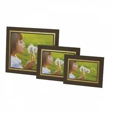 "BROWN 6 x 4"" Photo Mounts KENRO STRUT PACKS Cardboard Picture View Holders"