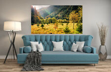 Landscape Canvas Wall art Picture Extra Large 60-34inch XXXL