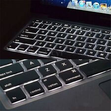 "Ultra Clear TPU Keyboard Cover Skin Protector for Macbook Air 11"" Pro 13 15"""