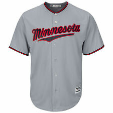 Minnesota Twins 2017 Cool Base Replica Road MLB Baseball Jersey