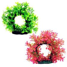 Fake Trees Underwater Weeds Plants Fish Tank Aquarium Decoration Ornaments