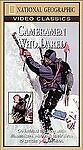 National Geographic Video - Cameramen Who Dared (VHS, 1997) NEW