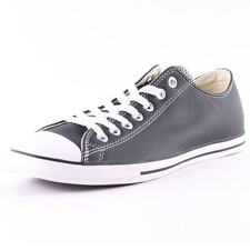 Converse All Star Lean Ox Unisex Trainers Black White New Shoes