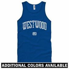 Westwood Los Angeles Unisex Tank Top - Men Women XS-2X - Gift LA Neighborhood CA