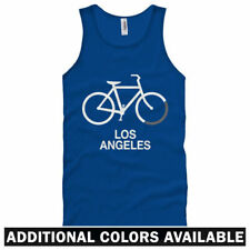 Bike Los Angeles Unisex Tank Top - Men Women XS-2X - Gift Biking Cycling Bicycle