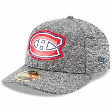 Montreal Canadiens NHL Team Bevel Low Profile 59FIFTY Cap
