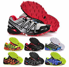 Men's Salomon Speedcross 3 Athletic Running Sports Outdoor Hiking Shoes