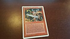 MAGIC THE GATHERING KELDON WARLORD 4TH EDITION SLOT M6