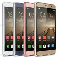"""Unlocked 4Core 3G/GSM 5.0"""" Smartphone Android 6.0  AT&T DualSIM HD Cell Phone"""