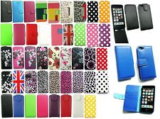 Wholesale Joblot Mobile Phone wallet cases for Apple Iphone/ Ipod  Models x 500
