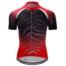 2017 New Mens Road Bike Team Cycling Race Gear Shirt Short Sleeve Jersey Outfits