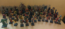 MARVEL CLASSIC FIGURINE COLLECTION ISSUES #01-60 USED LAST FEW