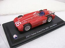 1/43 Leomodels Maserati Collection 250F streamline 450S Stirling Moss tipo151