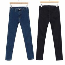 New Fashion Plus Size Stretch Skinny High Waist Jeans Pant For Women