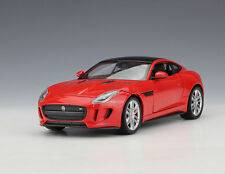 Welly 1:24 Jaguar F-Type Coupe Diecast Metal Model Car New In Box 4 colors