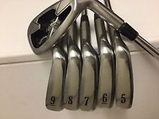 Callaway X-22 Tour Iron Set 5-PW Project X 6.0 Steel Shaft Polished Heads