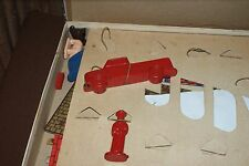 Vintage Judy Toys JUDY'S DELUXE FARM PLAY SET WITH ORIGINAL BOX