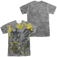 Batman SYMBIOTIC 2-Sided Sublimated All Over Print Poly T-Shirt