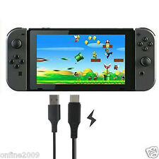 3M Type C USB Reversible Charging Data Cable Transfer For Nintendo Switch Game