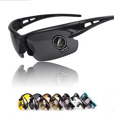 Mens Bicycle Cycling Sport Glasses Polarized Outdoor Wind Goggles Ski Sunglasses