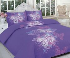Night Zone Polycotton Duvet Cover Quilt set Pillow Case Single,double King size