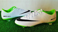NIKE MERCURIAL VAPOR IX FG REF SAMPLE UK 8 US 9 FOOTBALL BOOTS SOCCER CLEATS