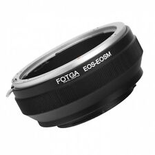 FOTGA Lens Mount Adapter for Canon EOS EF Lens to Canon EOS M EF-M Mirrorless Ca