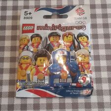 Lego minifigures team gb series unopened factory sealed choose select your fig