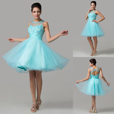 Homecoming Short Cocktail Party Formal Evening Ball Prom Dresses Wedding Dress q