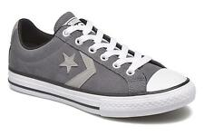 Kids's Converse Star Player Ev Ox Lace-up Trainers in Grey