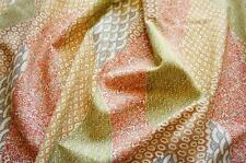 JPI*Raw silk patch** Vintage Japanese Kimono Silk Fabric*patchwork,quilt,panel